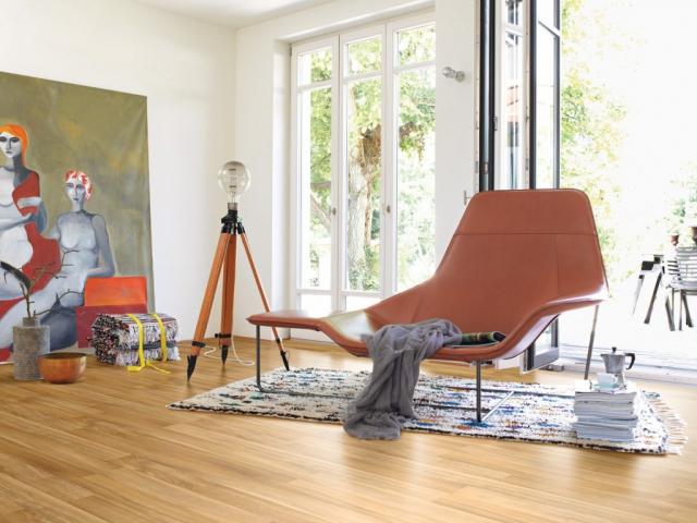 prezentacja wnętrza panele podłogowe laminowane 9