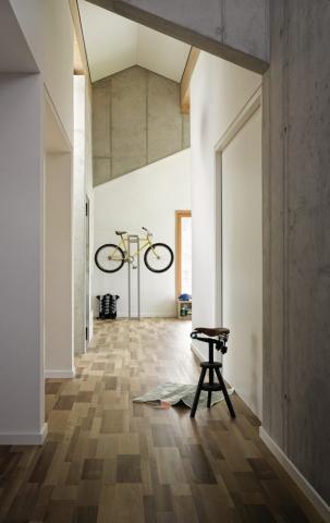 prezentacja wnętrza panele podłogowe laminowane 2